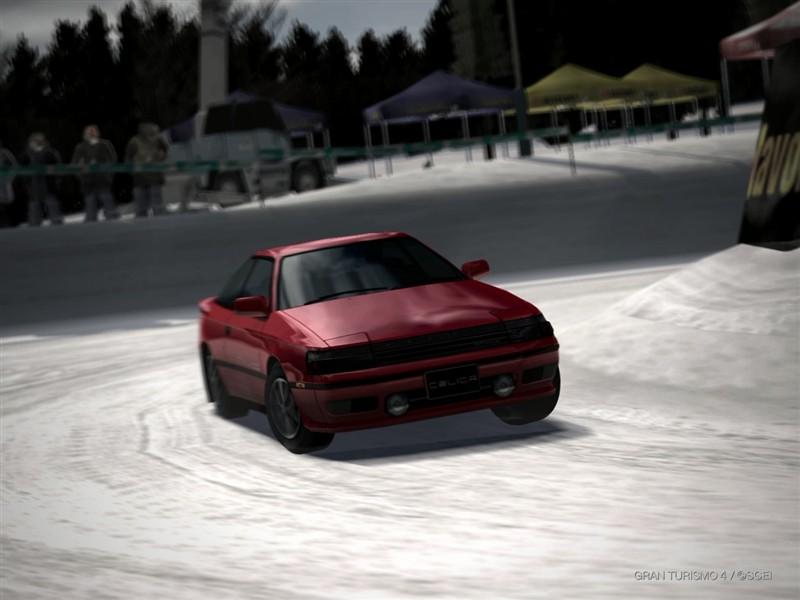 トヨタ セリカ 2000GT-FOUR '86