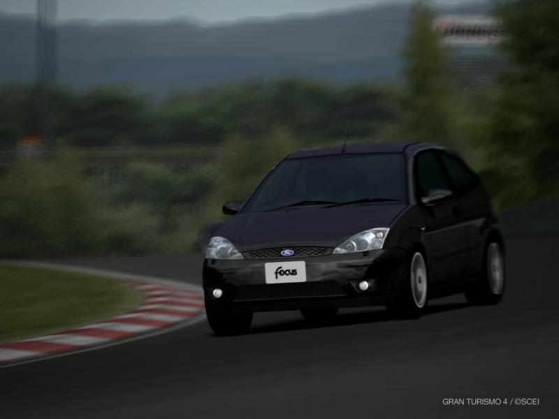 フォード フォーカス ST170 '03