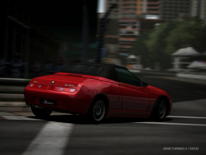 アルファ・ロメオ スパイダー 3.0i V6 24V '01