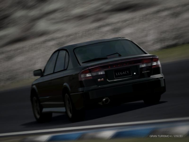 スバル レガシィ B4 RSK '98
