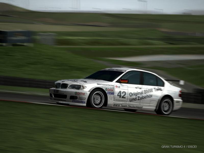 BMW 320i ツーリングカー '03