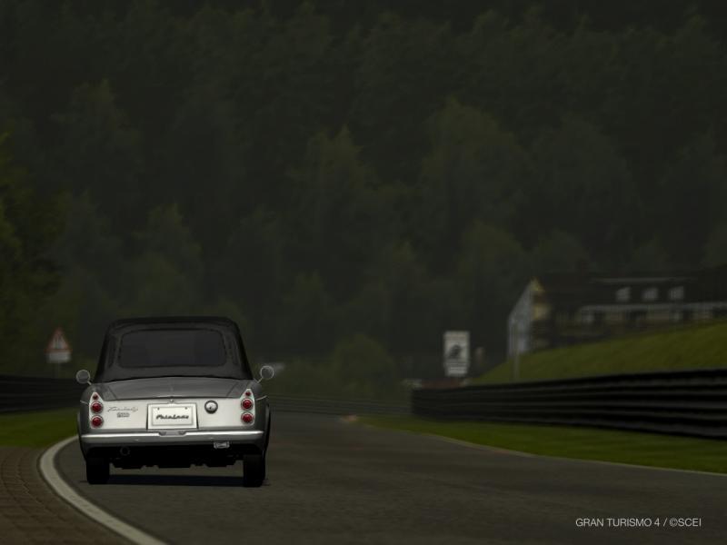 ダットサン フェアレディ 2000(SR311) '68
