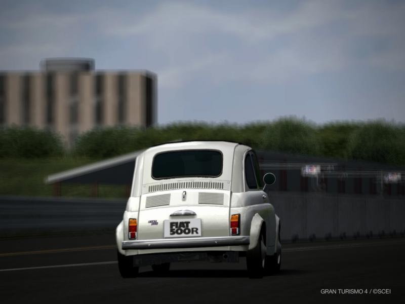 フィアット 500R '72