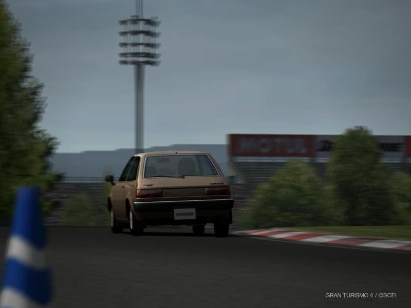 三菱 ミラージュ 1400GLX '78