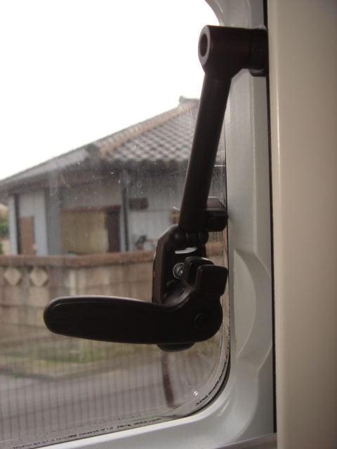 アクリル窓