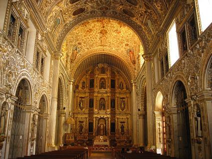 サントドミンゴ教会1