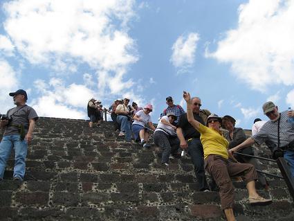 急階段ティオ
