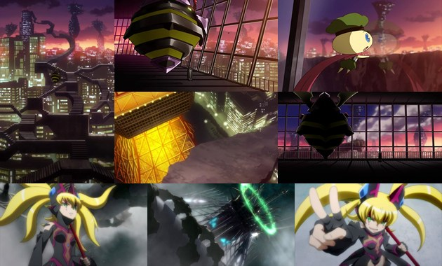 宇宙をかける少女 第25話 「黄昏れる神々」