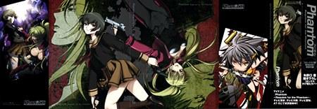 コミックアライブ2009年7月号 特別付録 Phantom~Requiem for the phantom~ コミックスかけ替えカバー