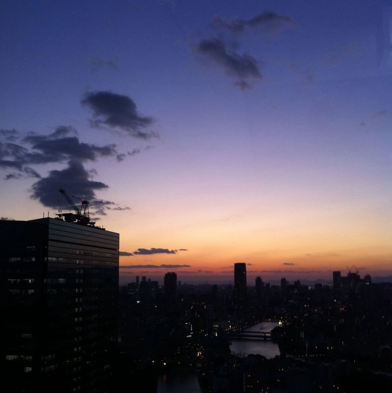 ■ 秋の夕暮れ