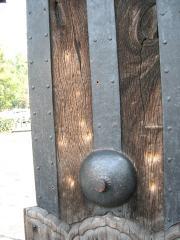 蛤御門の弾痕1
