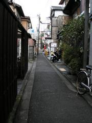 木屋町~先斗町路地
