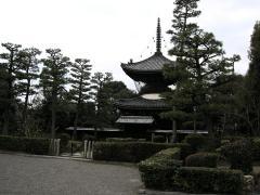安楽寿院(官軍布陣)