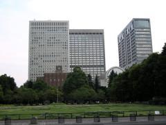 日比谷公園芝生広場