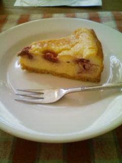 インディアカ&本日のケーキ