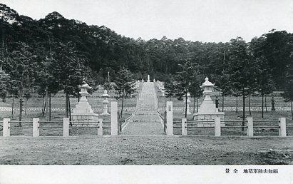 福知山陸軍墓地2