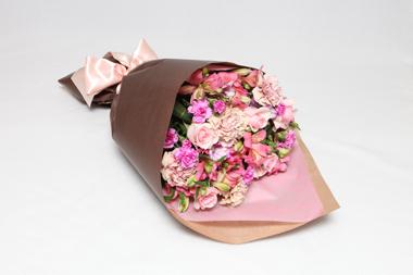花束~ピンク系