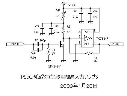 Input amp7