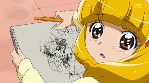 【スマイルプリキュア!】第03話「じゃんけんポン♪でキュアピース!!」