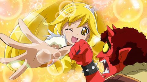 【スマイルプリキュア!】第04話「直球勝負!風のキュアマーチ!!」