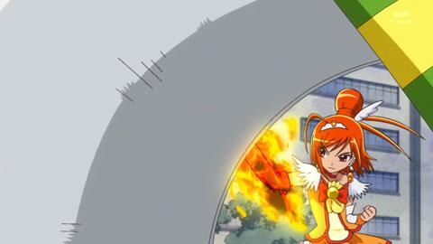 【スマイルプリキュア!】第10話「熱血!あかねのお好み焼き人生!!」