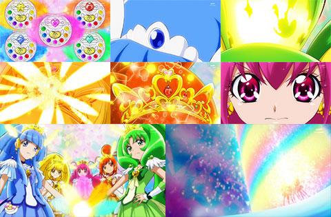 【スマイルプリキュア!】第12話「目覚める力!レインボーヒーリング!!」