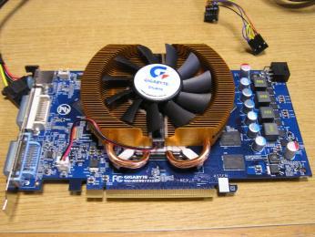 09グラボ GIGABYTE GV-NX88T512HP