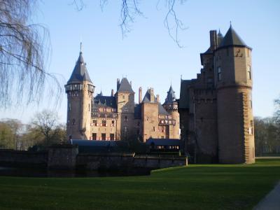 デ・ハール城?