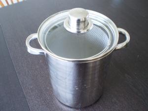 アスパラ鍋?