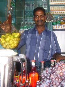 インドのお勧め飲み物