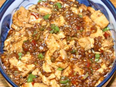 麻婆豆腐4