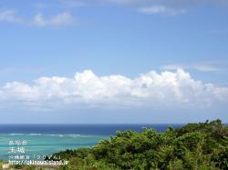 沖縄,青い海,gazou