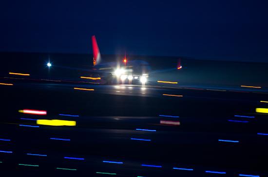 夜セントレア-8