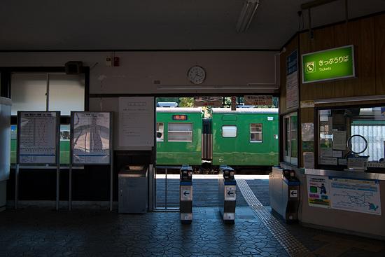 草津線4-9