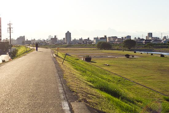 雨池から矢田川-4