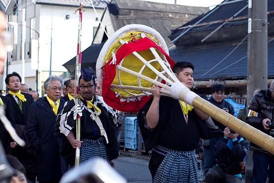 きねこさ祭杵の祭具