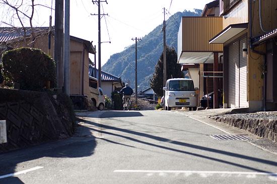 街道の風景