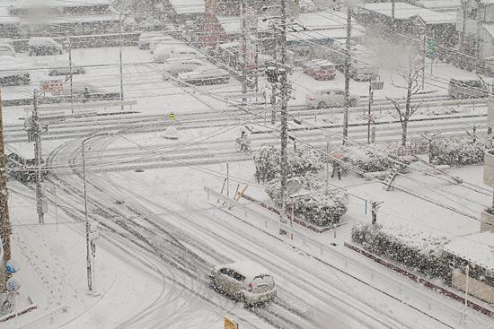 雪の風景-2