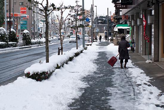 雪の風景-6
