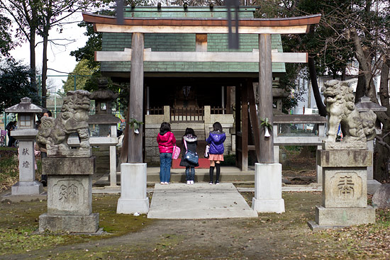 きねこさ祭御田神社