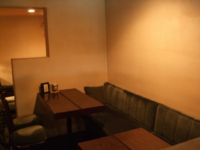 cafe de SaRa 店内02