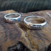 シルバー 結婚指輪