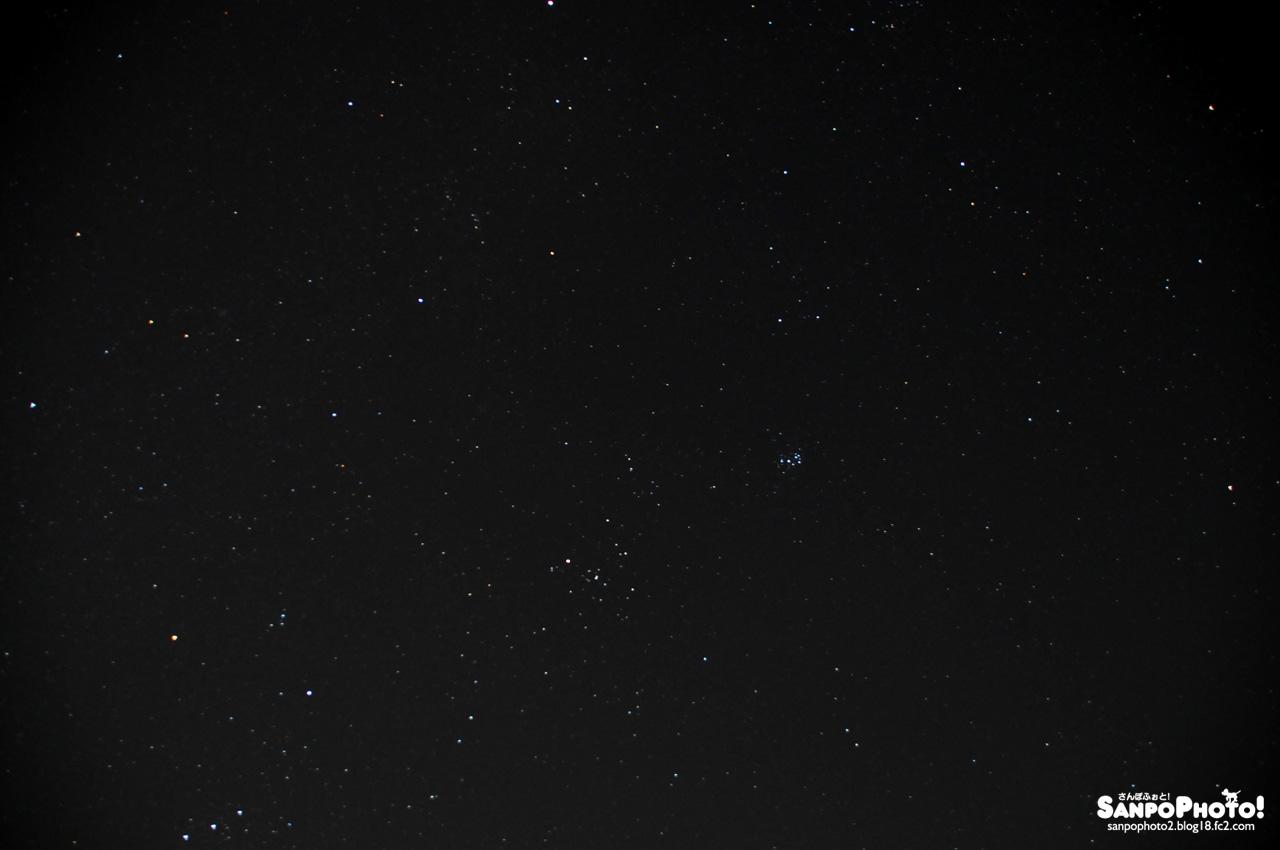 さんぽふぉと Sanpophoto 無料壁紙 冬の夜空