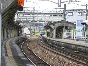 原田駅・・・その3  失敗が一杯・・・