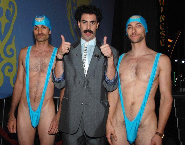 Sacha Baron Cohen's Borat