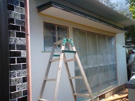 H邸外壁等塗装工事