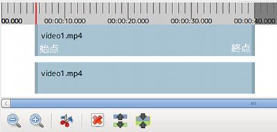 Ubuntu PiTiVi 動画編集 カット編集の使い方