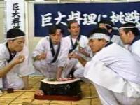 ダウンタウンのごっつええ感じ 緊急企画 巨大料理に挑戦!『巻き寿司』